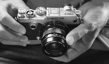 Olympus PEN-F Review: A Mirrorless Solution