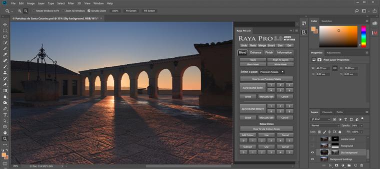 How To Capture Beautiful Sunrise Landscapes: Post-Production
