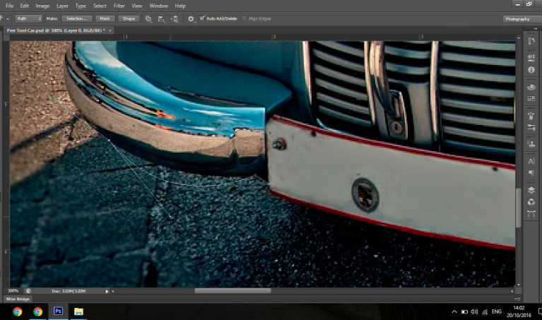 Adobe Photoshop's Pen Tool: An In-Depth Tutorial Part I