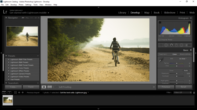 How to pull the best out of your colours without going HDR in LR: Part 2