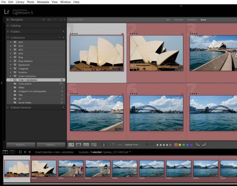Tips for Organizing your Photos Using Adobe Lightroom's Library