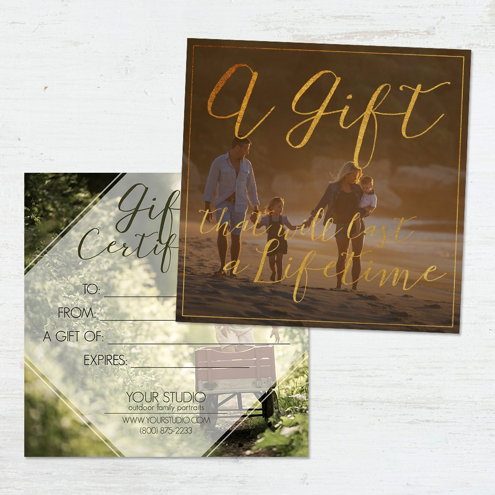 For a lifetime gift certificate template for photoshop gift certificate template for a lifetime details negle Images