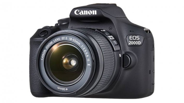 Canon EOS 2000D (Rebel T7) Camera Review: An Option for