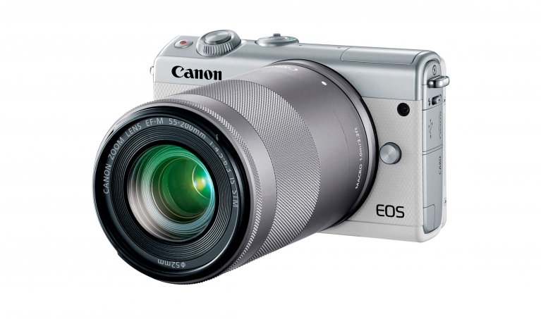 Canon EOS M100 Review: Canon's Newest Mirrorless Camera