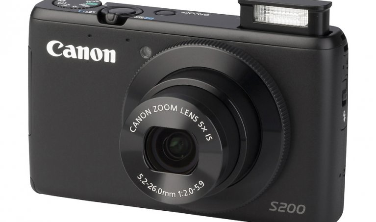 The Canon PowerShot S200 – A Budget f/2.0 Compact Camera