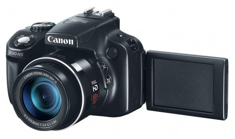 Canon SX50 HS Review: A Loyal Companion