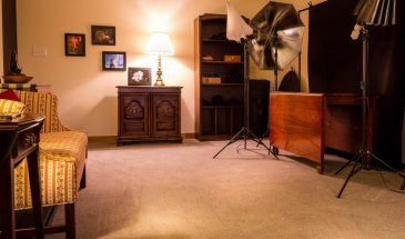 How to create your very own home studio in 2 days