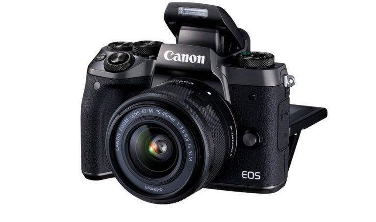 Canon EOS M5 Review: A Precise Mirrorless Camera