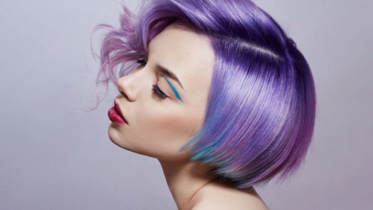 How To Change Hair Color In Photoshop Video Tutorial Sleeklens