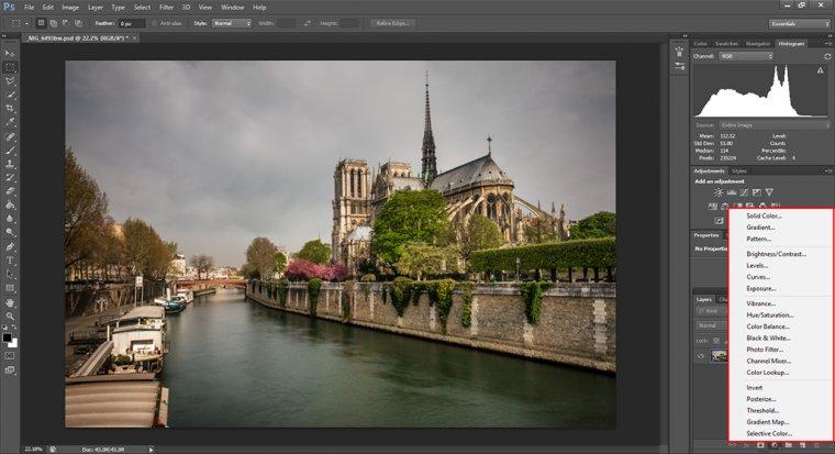 Photoshop Adjustment Layers - Part III: Last Group of Layers | Sleeklens