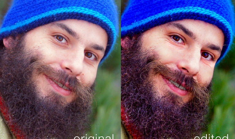 How to Touch Up Faces in Lightroom to Make Your Portraits Pop