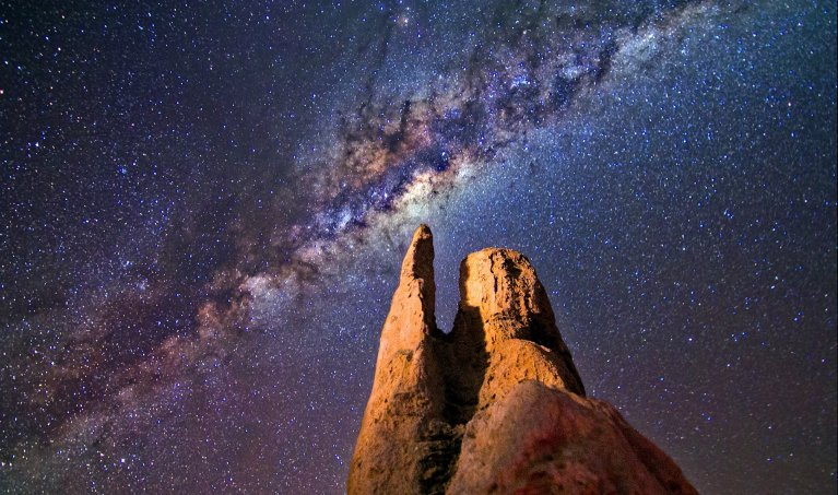 Milky Way: Capture and Edit the Magic of Astrophotography
