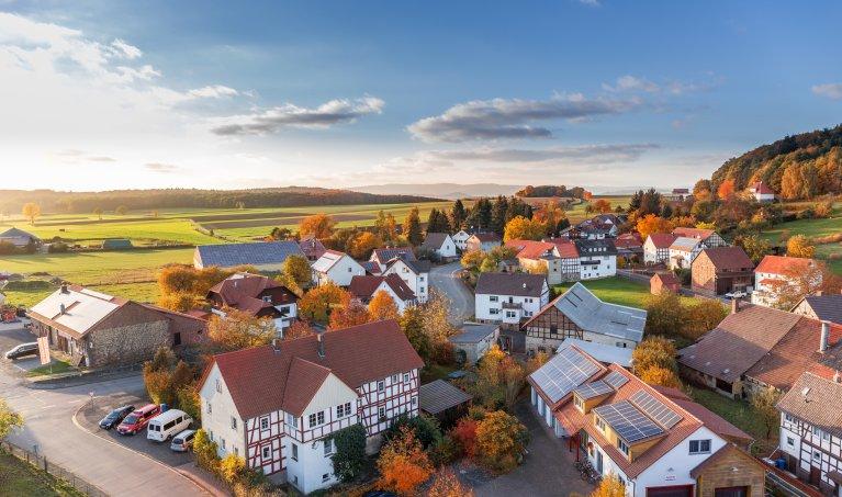 Sleeklens Autumn Pumpkin Glaze PS Overlays and Actions Collection – Building Edit