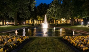 5 Tips to Photograph Parks at Night