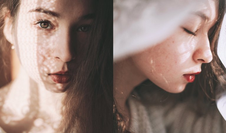 Telling eloquent stories through diptychs