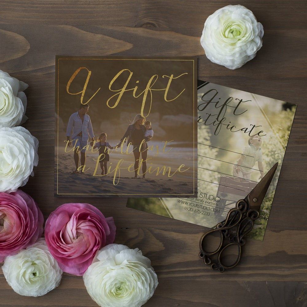 For a lifetime gift certificate template for photoshop details alramifo Gallery