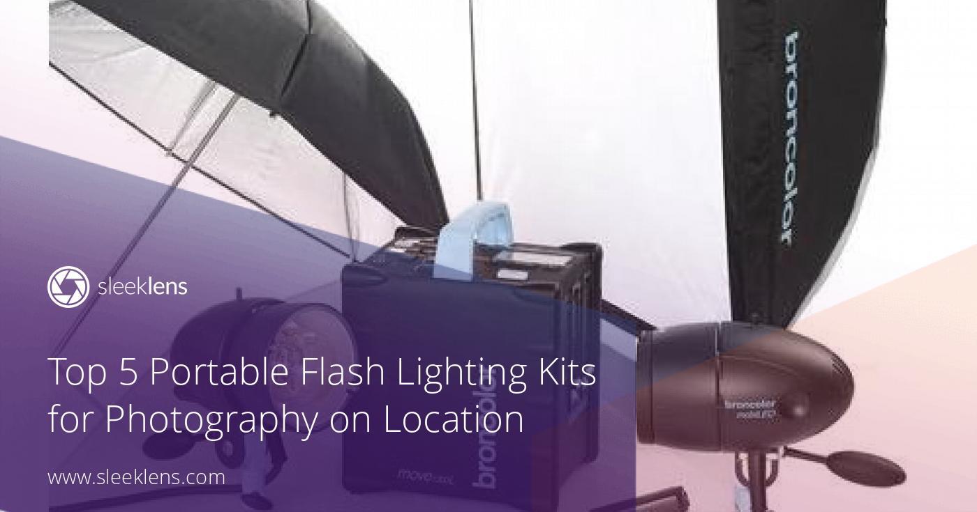 best portable flash lighting kits reviewed in 2017 sleeklens