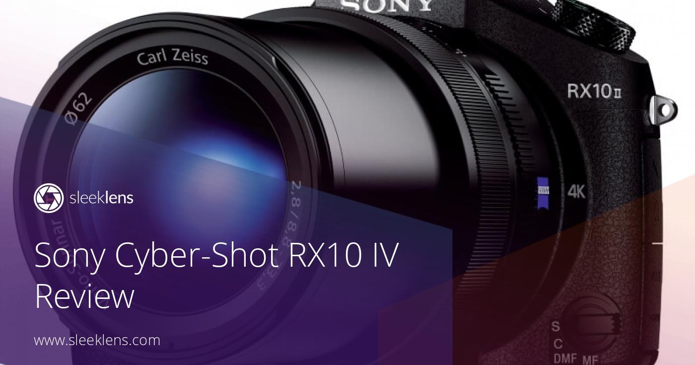 Sony Cyber-Shot RX10 IV Review: Revisiting a Classic Bridge Camera