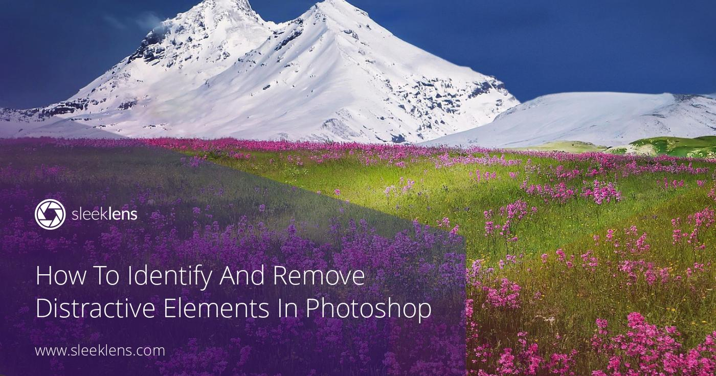 How to Remove an Object and Distracting Elements in Photoshop [GUIDE]